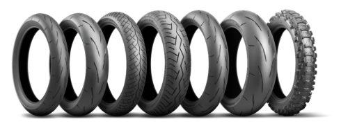 Autoperiskop.cz  – Výjimečný pohled na auta - Bridgestone rozšířil své portfolio pro motocykly o čtyři nové pneumatiky svynikající adhezí, ovladatelností a bezpečností