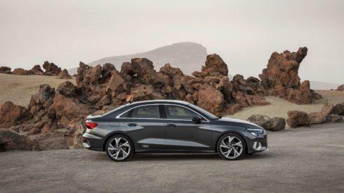 Autoperiskop.cz  – Výjimečný pohled na auta - Elegantní – efektivní – evoluční:  Nové Audi A3 Limuzína