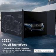 Autoperiskop.cz  – Výjimečný pohled na auta - Audi spouští výhodnou online nabídku skladových vozů sdodáním až ke klientovi