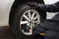 """Autoperiskop.cz  – Výjimečný pohled na auta - Nastává čas přezouvání pneumatik. Neriskujte při """"dojíždění"""" zimních plášťů vlétě"""