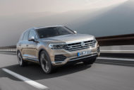 Autoperiskop.cz  – Výjimečný pohled na auta - Touareg V8 TDI má velmi nízké emise NOx: V testu zůstal o 75 procent pod emisním limitem Euro 6