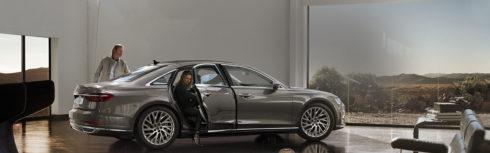 Dopřejte důkladnou péči i svému vozu Audi