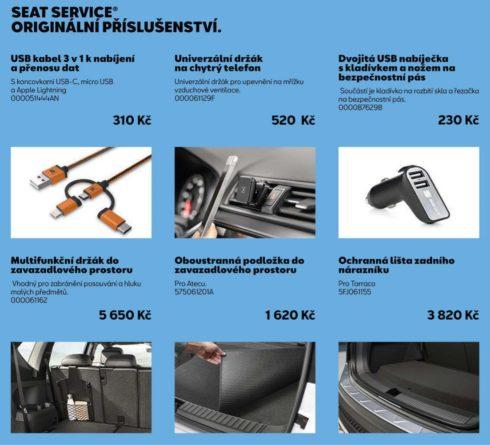 SEAT Service® nabízí cestu kzážitkům bez starostí