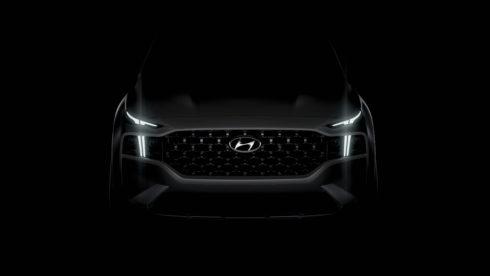 Autoperiskop.cz  – Výjimečný pohled na auta - Nová generace SUV Hyundai Santa Fe odhalena na prvním snímku