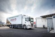 Autoperiskop.cz  – Výjimečný pohled na auta - Scania dodá 75 elektrických nákladních vozidel společnosti ASKO