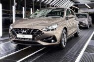 Autoperiskop.cz  – Výjimečný pohled na auta - Vyrobeno pro Evropu v Evropě: nový Hyundai i30 zahajuje výrobu