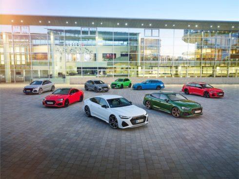 Autoperiskop.cz  – Výjimečný pohled na auta - Zrození modelů RS: Jak Audi Sport GmbH vytváří charakter svých modelů RS