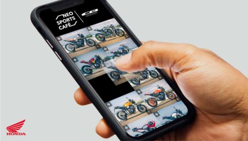 Autoperiskop.cz  – Výjimečný pohled na auta - Honda Motor Europe Ohodnoťte on-line dvanáct nejlepších evropských custom úprav modelu CB1000R