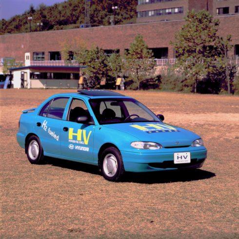 Autoperiskop.cz  – Výjimečný pohled na auta - Od hybridních pohonů až po palivové články na vodík: Hyundai slaví 30 let inovací pro ekologickou mobilitu