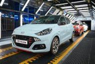 Autoperiskop.cz  – Výjimečný pohled na auta - Hyundai spouští v Evropě výrobu zcela nového modelu i10 N Line