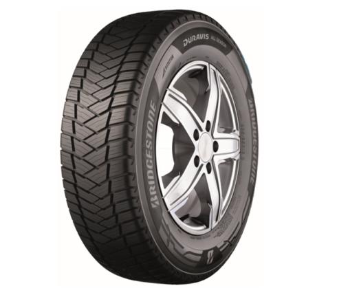Autoperiskop.cz  – Výjimečný pohled na auta - Bridgestone představil svou první celoroční pneumatiku pro lehká nákladní vozidla, DURAVIS All Season