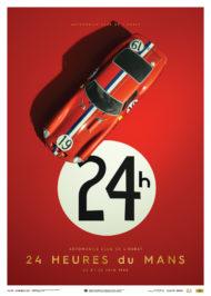 Autoperiskop.cz  – Výjimečný pohled na auta - Nejoblíbenější díla v historii Automobilistu znovu ožívají. Tři grafiky ikonického vozu Ferrari 250 GTO vznikají v limitované sérii