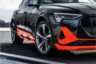 Autoperiskop.cz  – Výjimečný pohled na auta - Inovativní aerodynamický koncept modelů Audi e-tron S