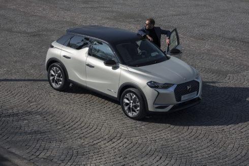 Autoperiskop.cz  – Výjimečný pohled na auta - DS 3 CROSSBACK E-TENSE uveden pro český trh