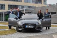 Autoperiskop.cz  – Výjimečný pohled na auta - Značka Audi posiluje partnerství s českokrumlovským festivalem MHF