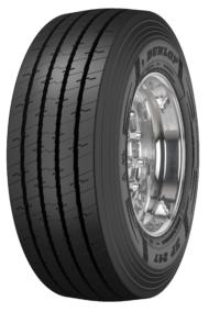 Autoperiskop.cz  – Výjimečný pohled na auta - Nové návěsové pneumatiky Dunlop SP247 na celoroční provoz s nízkými kilometrovými  provozními náklady