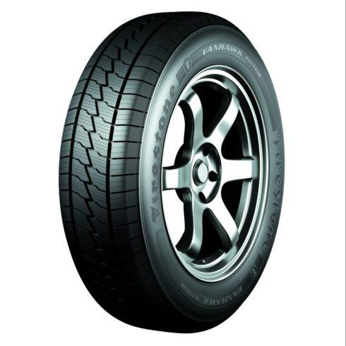 Autoperiskop.cz  – Výjimečný pohled na auta - Firestone představuje Vanhawk Multiseason, svou první celoroční pneumatiku pro lehké užitkové vozy