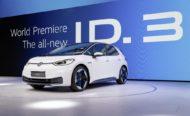 Autoperiskop.cz  – Výjimečný pohled na auta - Bridgestone poprvé uvádí do provozu průkopnickou technologii ENLITEN ve výbavě elektromobilů Volkswagen ID.3