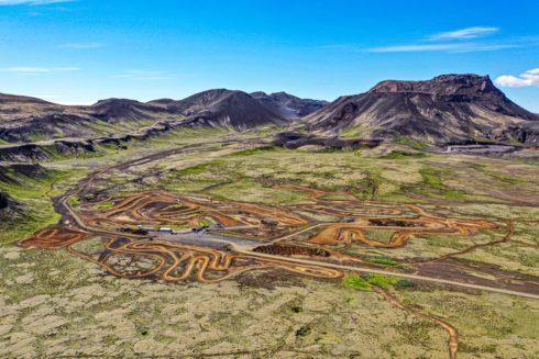 Autoperiskop.cz  – Výjimečný pohled na auta - Honda Africa Twin zamíří v rámci třetího ročníku Adventure Roads Tour na Island