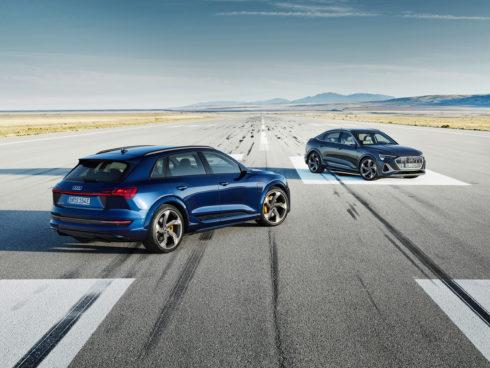 Autoperiskop.cz  – Výjimečný pohled na auta - Inovativní, dynamické a elektrické: Audi e-tron S a Audi e-tron S Sportback