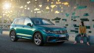 Autoperiskop.cz  – Výjimečný pohled na auta - Volkswagen zahájil předprodej nového modelu Tiguan