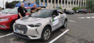 Autoperiskop.cz  – Výjimečný pohled na auta - DS vysílá na ECO energy Rally Bohemia 2020 posádku s vozem  DS 3 CROSSBACK E-TENSE
