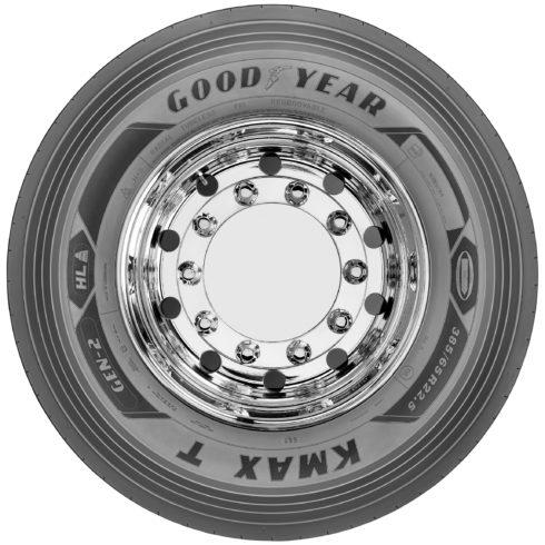 Autoperiskop.cz  – Výjimečný pohled na auta - Goodyear rozšiřuje silniční řadu o nové návěsové pneumatiky KMAX T GEN-2