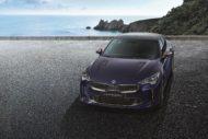 Autoperiskop.cz  – Výjimečný pohled na auta - Kia odhaluje nový design fastbacku Stinger