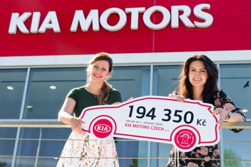 Autoperiskop.cz  – Výjimečný pohled na auta - Zákazníci umožňují značce Kia pomáhat potřebným