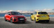 Autoperiskop.cz  – Výjimečný pohled na auta - Více sportovnosti, více síly, více potěšení z jízdy: Audi S3 Sportback a S3 Limuzína
