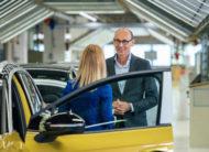 Autoperiskop.cz  – Výjimečný pohled na auta - Volkswagen pokračuje v elektrické ofenzivě: Závod Cvikov zahájil sériovou výrobu modelu ID.4