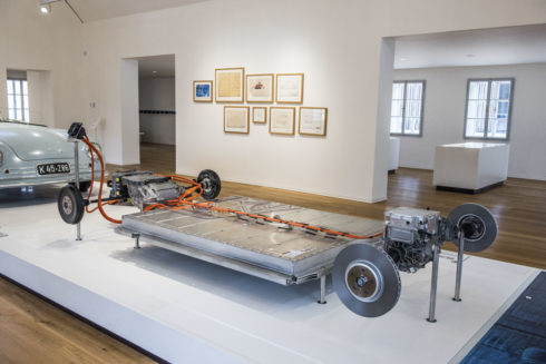 Rodný dům Ferdinanda Porsche: Nové exponáty a cyklus přednášek