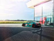 Autoperiskop.cz  – Výjimečný pohled na auta - Odkaz na úspěchy závodního vozu R8 LMS: Audi R8 green hell
