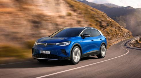 ID.4 – první zcela elektrické SUV značky Volkswagen
