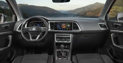 SEAT začíná psát s modernizovaným modelem Ateca 2020 novou kapitolu úspěšného příběhu