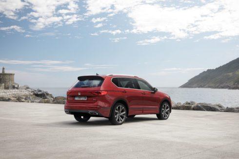 SEAT Tarraco je v nové sportovnější verzi FR ještě ostřejší