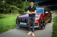 Autoperiskop.cz  – Výjimečný pohled na auta - Audi a Satoranský pokračují ve společné jízdě