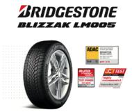 Autoperiskop.cz  – Výjimečný pohled na auta - Bridgestone Blizzak LM005 získává další nejvyšší ocenění v celé Evropě