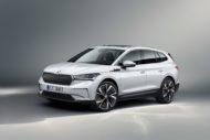 Autoperiskop.cz  – Výjimečný pohled na auta - ŠKODA ENYAQ iV 60 vstupuje do předprodeje se základní cenou