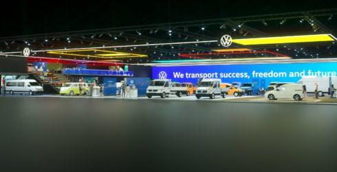 Volkswagen Užitkové vozy prezentuje své letošní novinky ve virtuální webové expozici