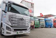 Autoperiskop.cz  – Výjimečný pohled na auta - Hyundai Motor expanduje na globální trh užitkových automobilů předáním prvních nákladních vozidel XCIENT Fuel Cell evropským zákazníkům