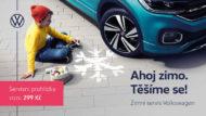 Autoperiskop.cz  – Výjimečný pohled na auta - Zimní servis Volkswagen: Ahoj zimo. Těšíme se!