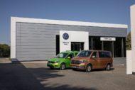 Autoperiskop.cz  – Výjimečný pohled na auta - Společnost NH Car otevřela v Praze na Strahově nový autosalon značky Volkswagen Užitkové vozy