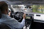 """Autoperiskop.cz  – Výjimečný pohled na auta - """"Follow the Vehicle"""": ŠKODA AUTO a VŠB – Technická univerzita Ostrava spolupracují na projektu pro automatickou jízdu v konvoji"""