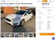 Autoperiskop.cz  – Výjimečný pohled na auta - Nejlepší ojetý kombík za 250 tisíc korun? Autotržiště Carvago uvádí žebříček TOP 5