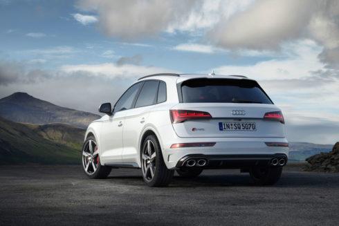 Sportovní, výkonný a hospodárný: Audi představuje novou generaci modelu SQ5 TDI