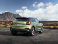 Autoperiskop.cz  – Výjimečný pohled na auta - Výjimečně sportovní kompaktní vůz pro individualisty: Audi SQ2 je nyní ještě ostřejší