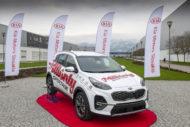 Autoperiskop.cz  – Výjimečný pohled na auta - Miliontá Kia Sportage 4. generace vyrobená na Slovensku