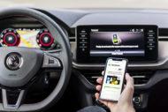Autoperiskop.cz  – Výjimečný pohled na auta - ŠKODA AUTO rozšiřuje své služby konektivity o nabídky podle aktuální polohy auta