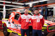 Autoperiskop.cz  – Výjimečný pohled na auta - Martin Prokop bude na Rallye Dakar 2021 závodit barvách BENZINA ORLEN Teamu